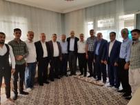 SELAHADDIN EYYUBI - Milletvekili Adayı Kirazoğlu Ziyaretlerine Devam Ediyor