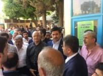 MEHMET ERDOĞAN - Milletvekili Erdoğan Yıldız'a Destek İçin Suruç'a Gitti