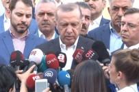 ENERJİ VE TABİİ KAYNAKLAR BAKANI - 'Milletvekilimizin Abisini PKK, HDP Bunlar Öldürdüler'