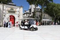 GOLF - Mini Golf Araçlarıyla Kabir Ziyareti