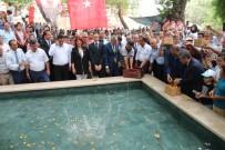 Mut Karacaoğlan Kayısı Kültür Ve Sanat Festivali Başladı