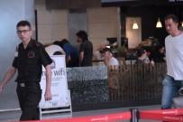 TALAT BULUT - (Özel) Taciz İddialarıyla Zor Günler Geçiren Talat Bulut Havalimanında Objektiflere Takıldı
