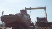 İHRACAT REKORU - (Özel) Türk Tersaneleri Avrupa'ya Gemi Yetiştiremiyor