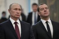 MEDVEDEV - Putin Ve Medvedev'den Ramazan Bayramı Kutlaması