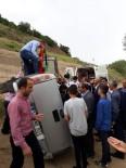 Şemdinli'de Trafik Kazası Açıklaması 4 Yaralı
