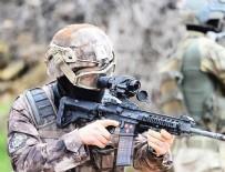 ÖZGÜR SURİYE ORDUSU - Son bir haftada 93 terörist etkisiz hale getirildi