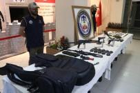 DİYARBAKIR EMNİYET MÜDÜRLÜĞÜ - Suikast Hazırlığındaki 5 Terörist Yakalandı