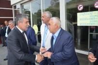 TICARET VE SANAYI ODASı - Tatvan'da Bayramlaşma Programı Düzenlendi