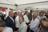 SAĞLıK BAKANı - Tekkeköy Meydanda Bayramlaştı