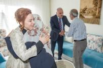POLİS MEMURU - Vali Zorluoğlu Ve Eşi Sevacan Zorluoğlu Bayram Ziyaretlerine Şehit Aileleri İle Başladı