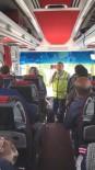ŞEHİRLERARASI OTOBÜS - Van Polisinden Bayram Denetimleri