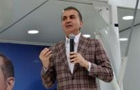 AB Bakanı Çelik Kozan'da Bayramlaşma Törenine Katıldı