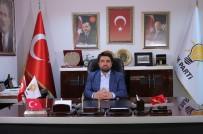 LÜTFI ELVAN - AK Parti Mersin İl Başkanı Ercik Açıklaması 'Muhtarlarla İlgili İddia Gerçek Dışıdır'