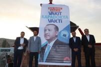 AK Parti Milletvekili Adayları Balon Firma Çalışanlarıyla Buluştu