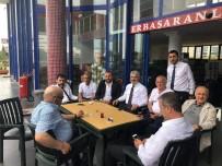 VEHBİ KOÇ - AK Parti Milletvekili Adayları Seçim Çalışmalarını Bayramda Da Sürdürüyor