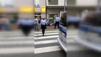 REN VESTFALYA - Almanya'da Bir Türk'e Polis Köpeği İle Şiddet