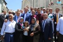 ÜMMET - Bakan Özhaseki'den Develi'ye Bayram Ziyareti