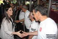 NECDET ÜNÜVAR - Bakan Sarıeroğlu Açıklaması 'Taşerona Kadro Hayaldi Gerçek Yaptık'