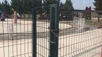 KAPAKLı - Balerin Faciasının Yaşandığı Lunapark Mühürlendi