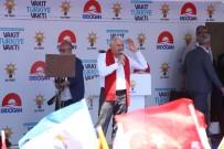 ŞEKER FABRİKASI - Başbakan'dan 'şeker fabrikası' açıklaması