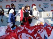 SAADET PARTISI GENEL BAŞKANı - Başbakan Yıldırım Açıklaması  'Bizi Şehir Şehir Meydan Meydan Gezdiren Kuva-İ Milliye Ruhudur'