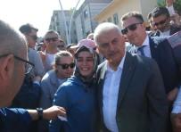 ÖMER TORAMAN - Başbakan Yıldırım'dan Kandil Açıklaması