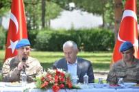 Başbakan Yıldırım, Mehmetçikle Kahvaltıda Bir Araya Geldi