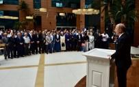 AK PARTİ MİLLETVEKİLİ - Başkan Hasan Suver, Fatihlilerle Bbayramlaştı
