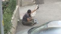 POLİS MEMURU - Başkent'te Sıcak Dakikalar