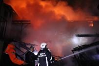 YAZ MEVSİMİ - Bolu'da Korkutan Yangın
