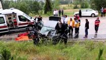 Bolu'da Trafik Kazası Açıklaması 1 Ölü, 6 Yaralı