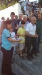 ÖZLEM ÇERÇIOĞLU - Büyükşehir Belediyesi Vatandaşlarla Bayramlaştı