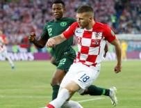 LUKA MODRIC - Hırvatistan 2-0 Nijerya
