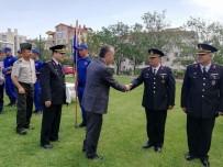 GÜNAY ÖZDEMIR - Edirne Valisi Özdemir, Kolluk Güçleri İle Bayramlaştı