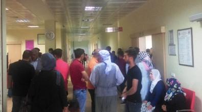 Ergani'de Duvar Tartışması Açıklaması 3 Yaralı