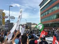 SARıGAZI - İnce'den HDP Bayraklı Karşılamaya Cevap Açıklaması 'Hiçbir Siyasi Parti Bayrağı İstemiyorum'
