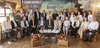 AZIZ KOCAOĞLU - 'İzmir Modeli' 5 Ciltlik Kitap Oldu