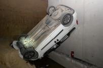 TAŞDELEN - Karabük'te 2 Ayrı Trafik Kazası Açıklaması 5'İ Çocuk 10 Yaralı