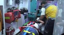 TAŞDELEN - Karabük'te Trafik Kazaları Açıklaması 5'İ Çocuk 10 Yaralı