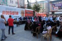 SAADET PARTISI GENEL BAŞKANı - Karamollaoğlu, Samsun Programını Uçak Bulamadığı Ve TV'den Teklif Aldığı İçin İptal Etti