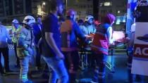 CENNET MAHALLESI - Küçükçekmece'de Trafik Kazası Açıklaması 1 Yaralı