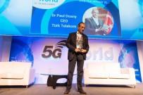 KAPANIŞ TÖRENİ - Londra'daki 5G Dünya Zirvesi'nde Yılın Telekom Operatörü Yöneticisi Belli Oldu