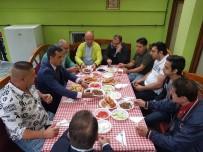 HÜSEYIN DOĞAN - Macaristan'da Ramazan Bayramı Coşkusu