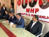 MHP'de Coşkulu Bayramlaşma