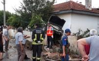 Muğla'da Kaza Açıklaması 5 Yaralı