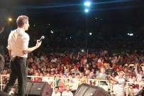 KARACAOĞLAN - Mutlular Mustafa Yıdızdoğan'ın Konseriyle Coştu