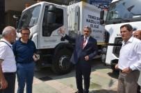 Nazilli Belediyesi Araç Filosuna İki Yeni Araç Daha Eklendi