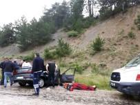 Otomobil İle Kamyon Çarpıştı Açıklaması 1 Ölü, 6 Yaralı