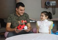 BEYIN ÖLÜMÜ - (ÖZEL) Babalar Günü'nde Evlatlarına Böbreklerini Verdiler