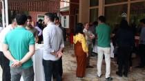 TÜRKLER - Pekin Büyükelçiliğinde Bayramlaşma